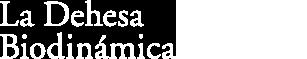 La Dehesa Biodinámica Logo